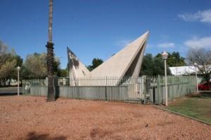 Kimberley Konsentrasie kamp monument