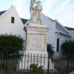 Burger monument / Burgher monument - Graaff-Reinet