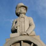 Monument - Andries Pretoruis - Graaff-Reinet