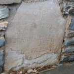 Grafsteen / Gravestone - Johana Elizabeth -elofse Becker