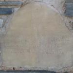 Grafsteen / Gravestone - Johannis Petrus Blackie