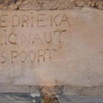 Grafsteen / Gravestone - Friedrieka Blignaut