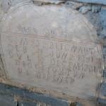 Grafsteen / Gravestone - G.M.J. Blignaut