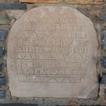 Grafsteen / Gravestone - Bodes