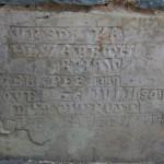 Grafsteen / Gravestone - Vredrieka Elizabeth Brits