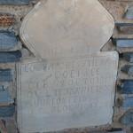 Grafsteen / Gravestone - Losya Cresstiena Coetsee