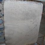 Grafsteen / Gravestone  - Schalk Grobbelaar