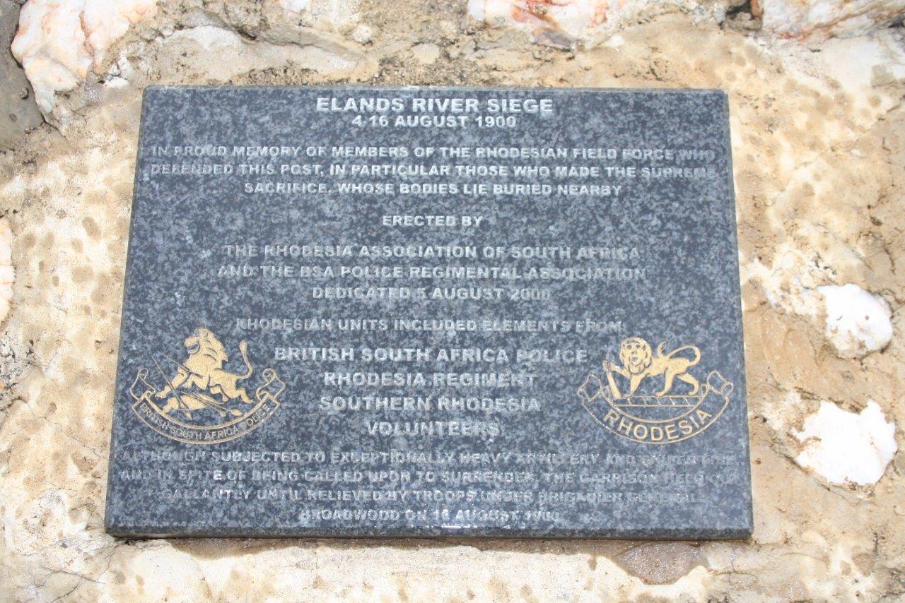 Slag van Elandsrivier (1)