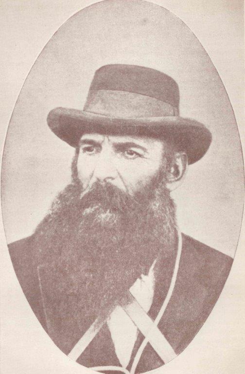 Sterfdag van Jacobus Herculaas De La Rey 15 September 1914