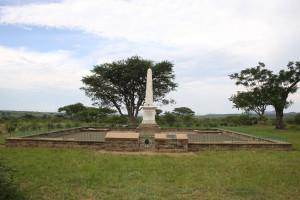Bloukransrivier monument